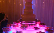 One Of Our Chocolate Fountains