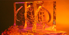 Ice Sculptures and themes for your Wedding